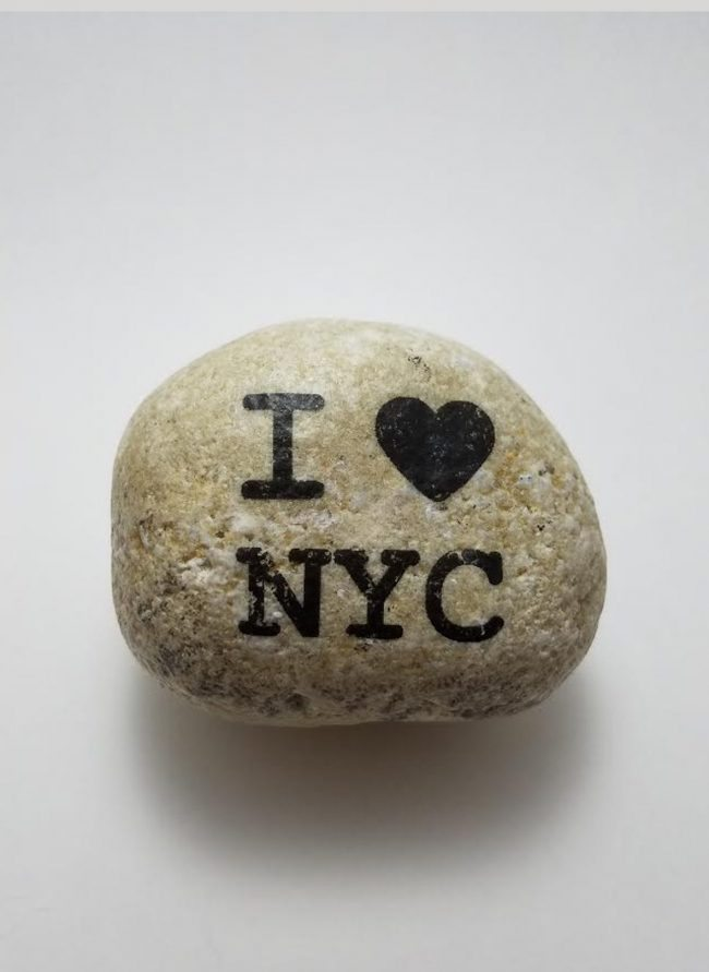 I love NYC rock